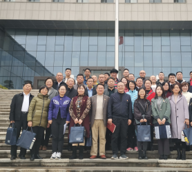 参加中共贵州省全省性社会组织党支部书记培训班学习